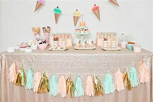 Ideas for First Birthday Party