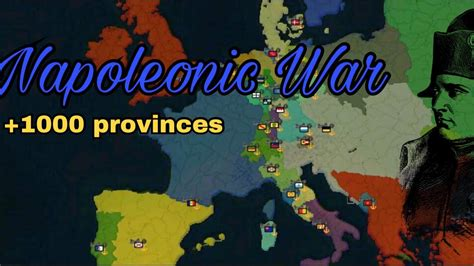 Mod Review Age of Civilization :Napoleonic War Mod (Doesn ...