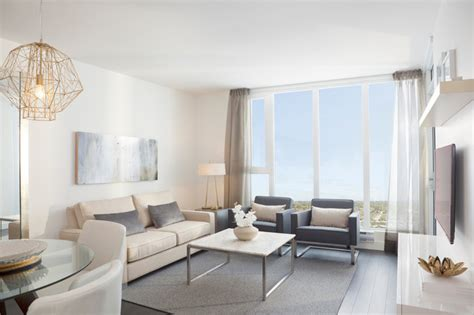 Contemporary Suite, Harmony Contemporary Living Room