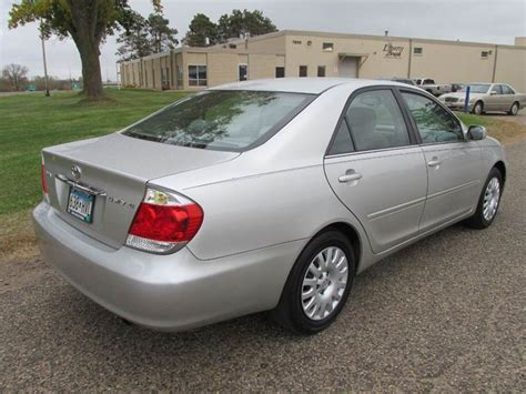 2005 Toyota Camry Mpg by 2005 Toyota Camry Xle 4dr Sedan In Shakopee Mn Buy Rite