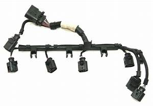 Fuel Injector Wiring Harness Pigtail 2 0t Vw Jetta Gti Mk5