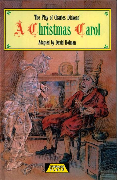 Heinemann Plays The Play Of Charles Dickens' A Christmas