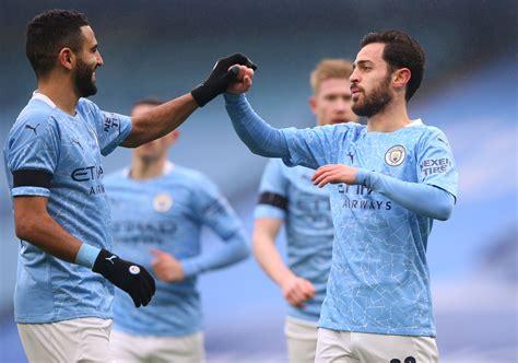 Manchester City vs Brighton and Hove Albion: 13/01/2021 ...