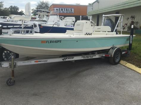 Used Hewes Boats For Sale In Florida hewes redfisher 18 boats for sale in florida