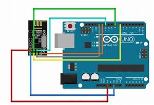 How To Use The Nrf24l01  Module With Arduino