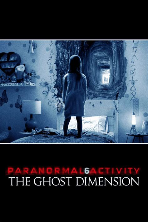 paranormal activity  ghost dimension  film