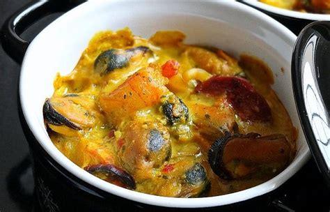 cuisine andalouse cassolettes de la mer à l 39 andalouse recette dukan pp par