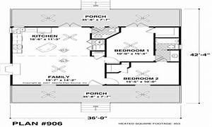 small modern house plans under 1000 sq ft – Modern House