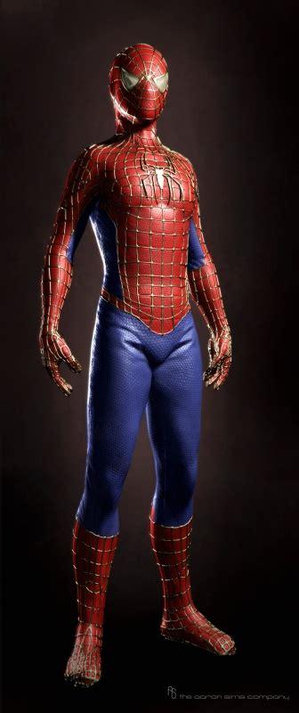 concept art   amazing spider man revealed
