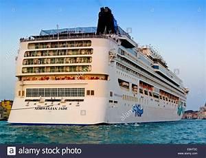 Norwegian Jade A Cruise Liner Operated By Norwegian Cruise