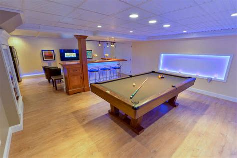 the ultimate basement lighting guide lli