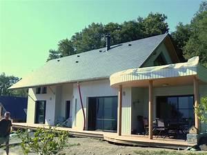 terrasse sur terrain en pente 4 maison dhabitation With terrasse terrain en pente