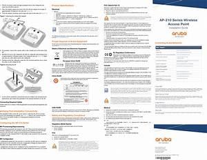 Hewlett Packard Enterprise Apin0214215 Wireless Access