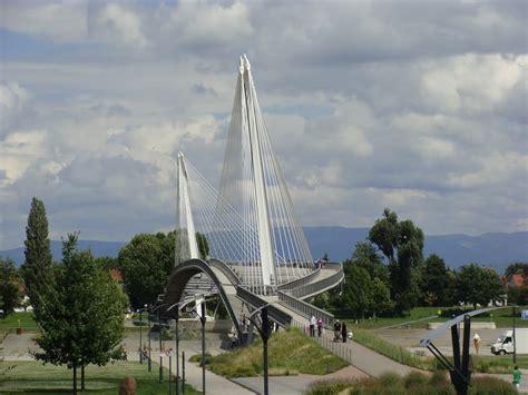 panoramio photo of pont des deux rives strasbourg kehl