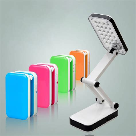portable led desk l rechargeable led table l 110 240v student desk light