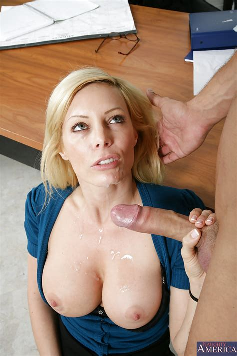 Lewd Teacher Holly Sampson Seduces Her Student And Plays