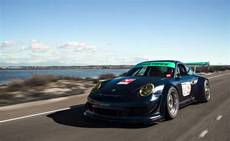 Video Absolutely Mental Widebody Porsche 911 Gt3 Gtspirit
