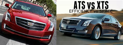 Difference Between The Cadillac Ats And Xts
