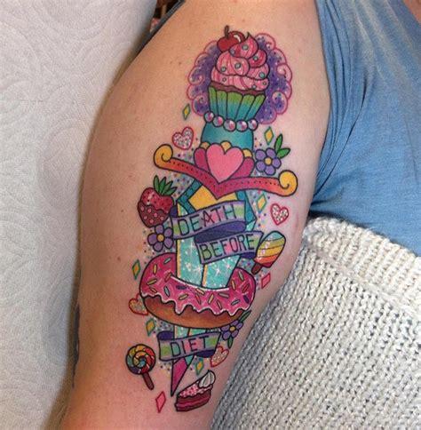 death  diet dagger  tattoo design ideas