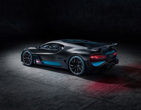 Bugatti Divo Is A Superrare Coachbuilt King Of Cornering