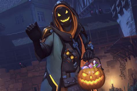 overwatch halloween terror  skins leak