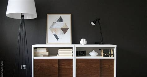 Furniture That Fits Through Small Doors by Ikea Besta Mid Century Modern Cabinet Hack Petite Apartment