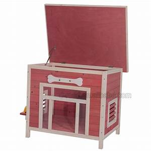 quality assured customized solid wood thinking outside dog With thinking outside dog house