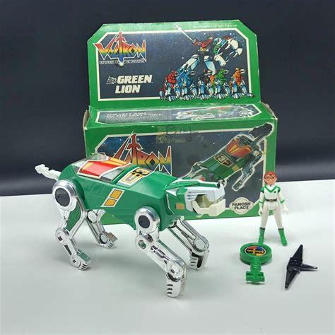 voltron toy toys 1985 matchbox lion variations nm