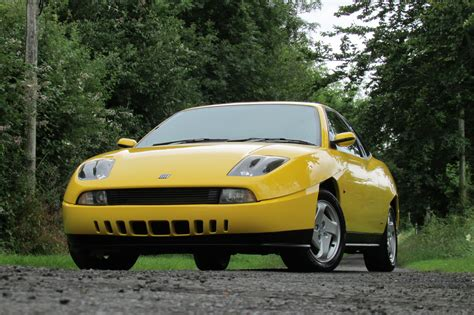 brand  unregistered fiat coupe  popped