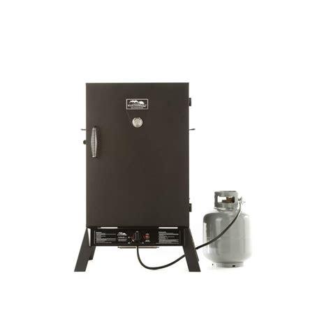 gas smoker masterbuilt xl propane gas smoker 20050211 the home depot