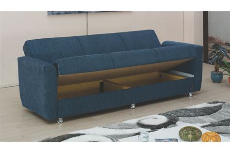 convertible sofas  storage miami convertible sofa bed
