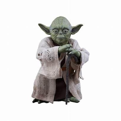 Yoda Transparent Wars Star Figure Zing Pop