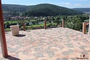 Terrasse Neu Fliesen : handgemachte terracotta fliesen und dekorfliesen ~ Lizthompson.info Haus und Dekorationen