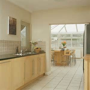 kitchen extensions ideas modern galley kitchen conservatory diner dining room furniture housetohome co uk