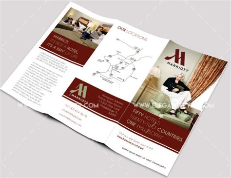 Hotel Free Psd Tri Fold Psd Brochure Template By 50 Free Premium Psd Business Flyers Brochures