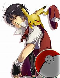 1000 Images About Pokemon Trainer Red On Pinterest