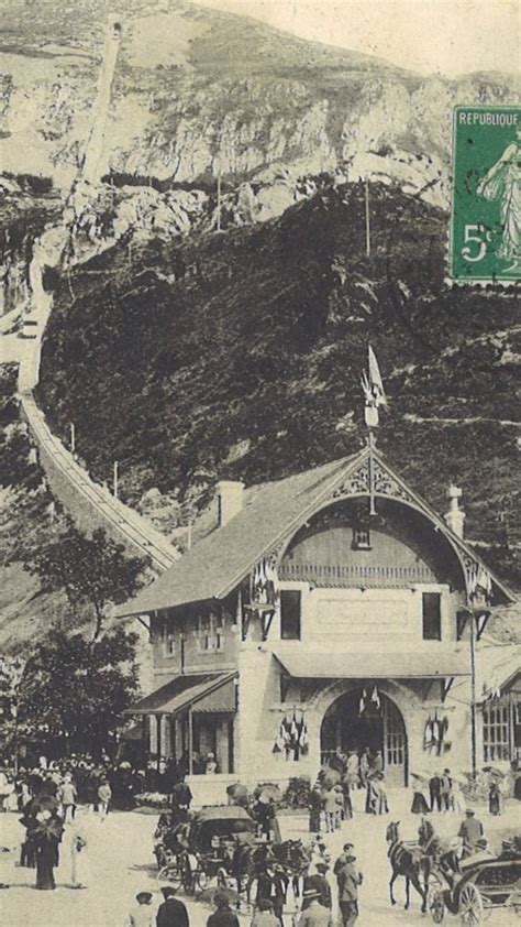 The history of the Pic du Jer funicular