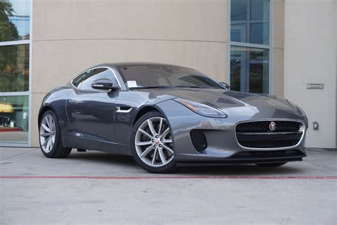 New 2019 Jaguar Ftype P380 2d Coupe In Austin #j19119