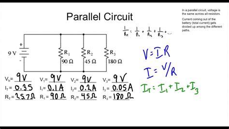 Series Parallel Circuit Practice Youtube