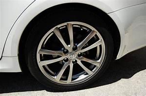 Fl Fs  2008 Lexus Is250 Gunmetal Stocks 18 U0026quot