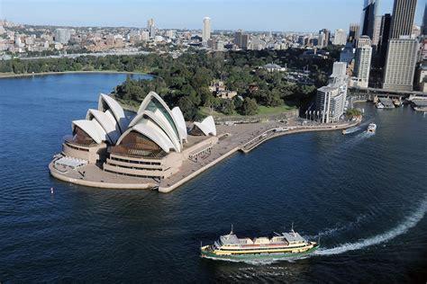 maps sydney opera house