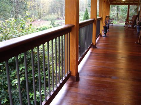 Porch Flooring by Hardwood Porch Flooring East Teak
