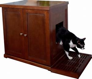 litter box furniture 6 ways to hide the cat bathroom With cat letter box