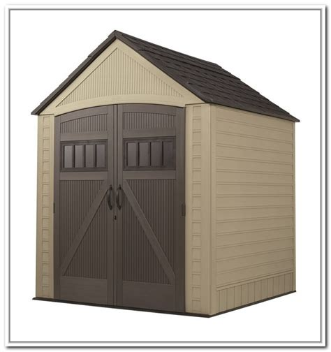 Rubbermaid Big Max Shed Shelves by Rubbermaid Roughneck Gable Storage Shed Contemporary