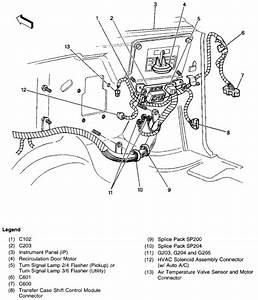 1998 Blazer 4wd Wiring Diagrams Please