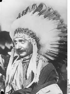 Einstein 1931 Visiting Hopi Indians