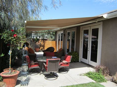 retractable awnings evans awning