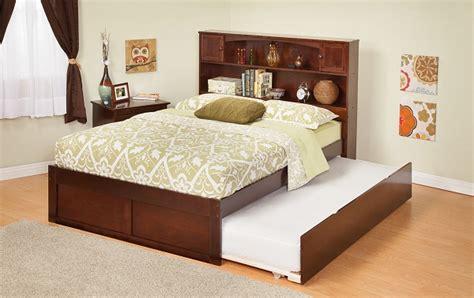 newport bookcase headboard platform bed twin xl shop