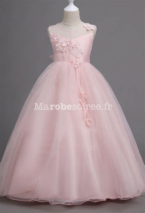 robe de princesse mariage fille robe de soir 233 e fille princesse