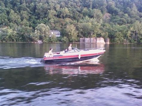 Chaparral Boats Pittsburgh by 21 1987 Chaparral And Trailer 4500 Pittsburgh